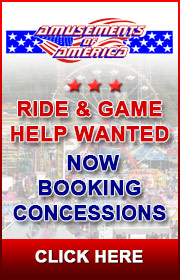 AMUSEMENTS OF AMERICA IS NOW HIRING & BOOKING for the 2019 season!  Employment Inquiries call 