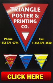 Triangle Poster & Printing is your source for carnival posters, signs, tickets, coupons, and more for special events, carnivals, fairs, festivals, and circuses.  Visit www.triangleposter.com for more info or call 412-371-0774.