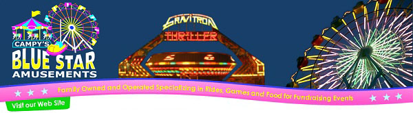 Campy's Amusements - Click here