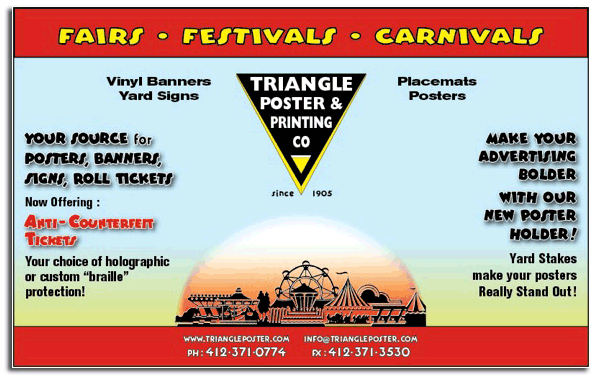 Triangle Poster and Printing