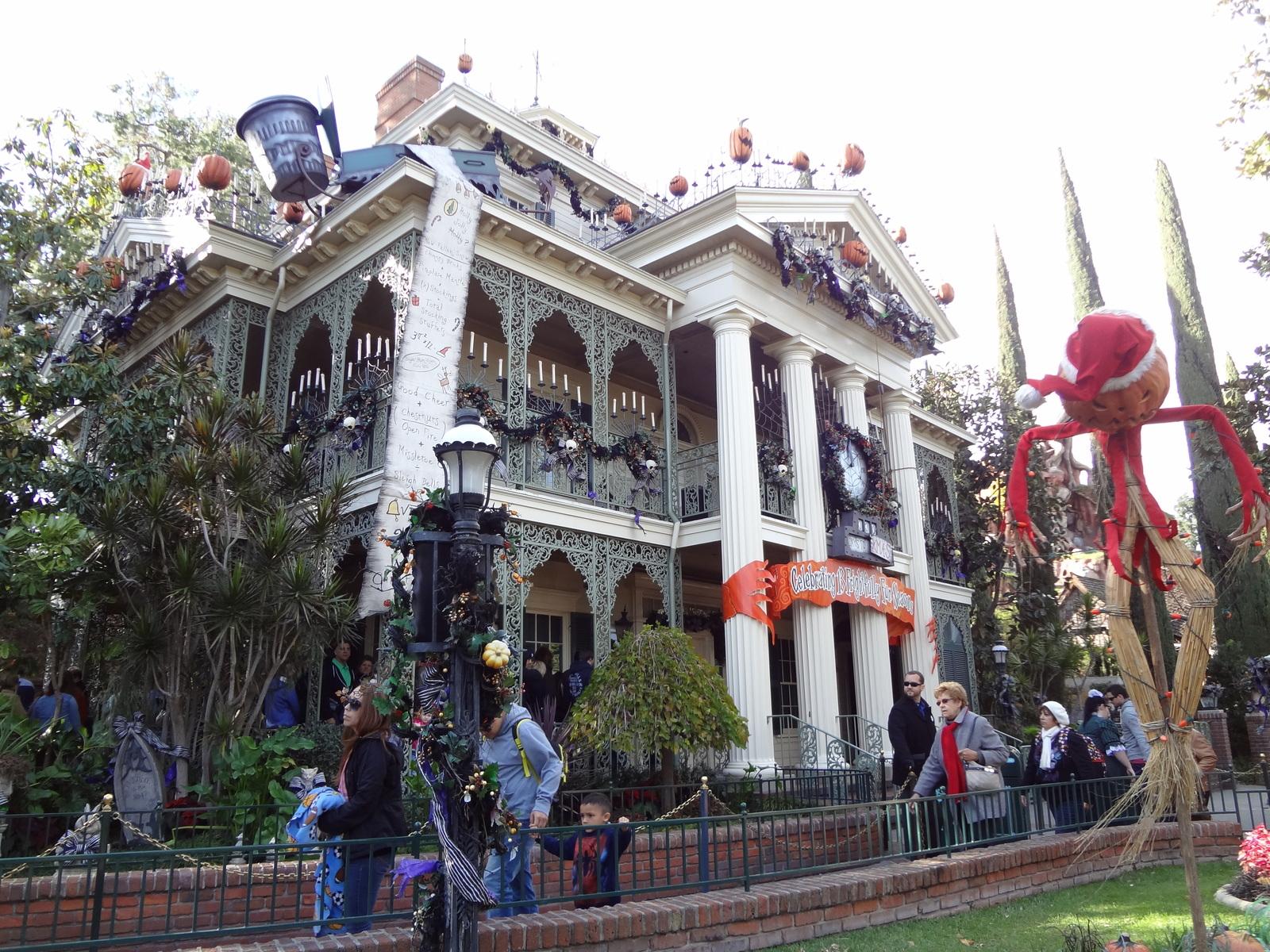 Haunted Mansion Renovations May be Spooky at Disneyland